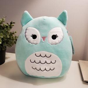 "Squishmallows Imogen, 8"" owl"